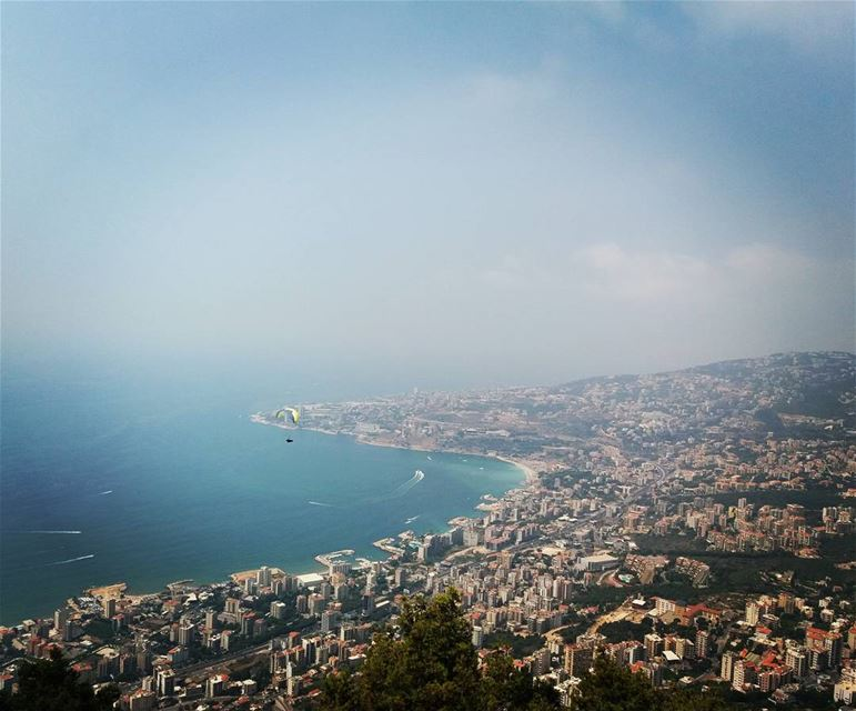 Amazing view from Junieh♡ photography  photooftheday  lebanese  nature ...