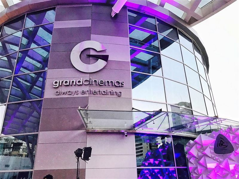 The countdown is on for Grand Cinemas to open its doors in ABC Verdun!..... (Grand Cinemas Lebanon)