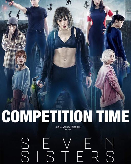 Win exclusive movie tickets to watch the avant premiere of Seven Sisters... (Grand Cinemas Lebanon)