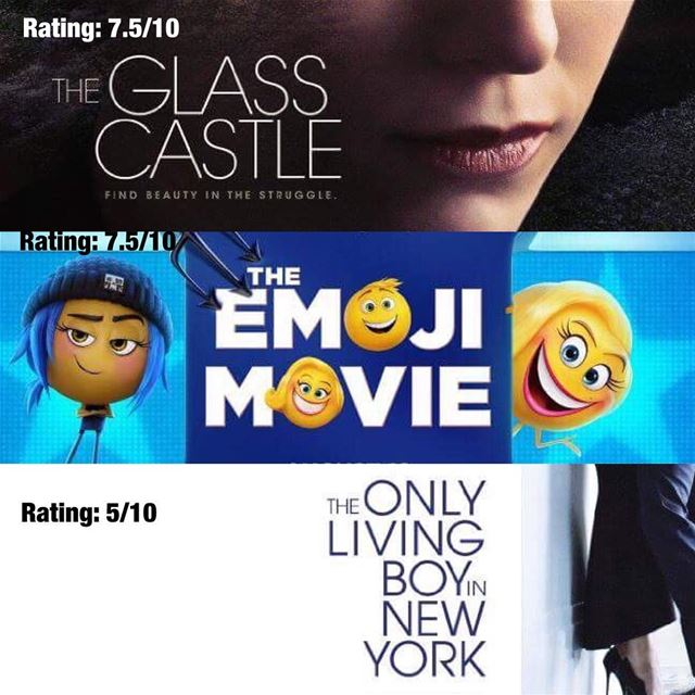 Here is a review compilation of 3 movies I watched this weekend• The... (Grand Cinemas Lebanon)