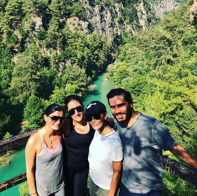 Quality time in  chouwen! spotlights  jabalmoussa  hiking  hikinglebanon ...