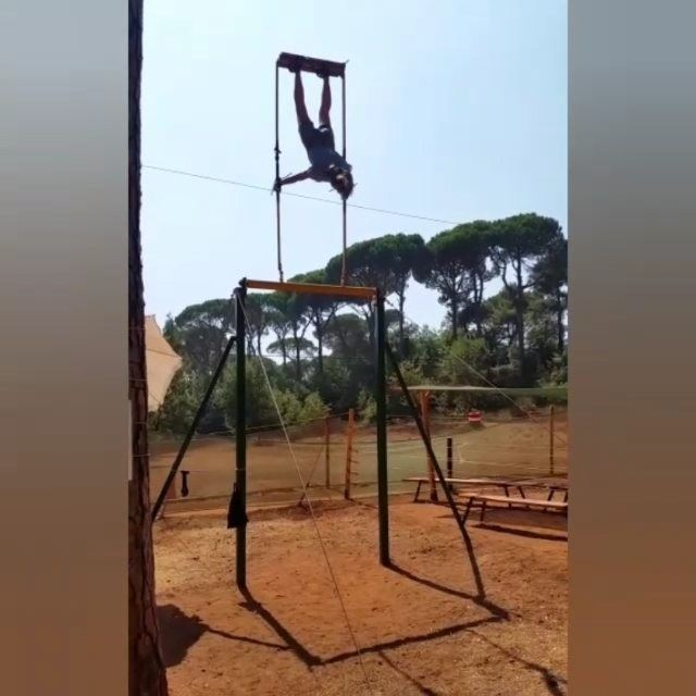 •Swings• 🌞 swing  lebanon  360  fun  adrenaline  addict  summer  2017 ...