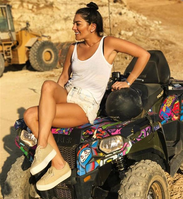 A happy face after the Off-Road trip 😃 polarislebanon  rzr  atv ...