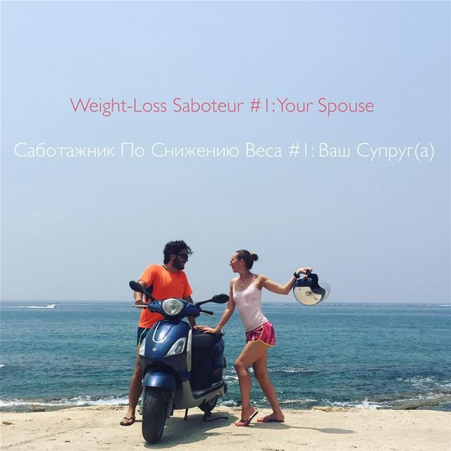 ✔️Weight-Loss Saboteur  1: YOUR SPOUSEMen and women usually gain 2-4 kg... (Amchit)