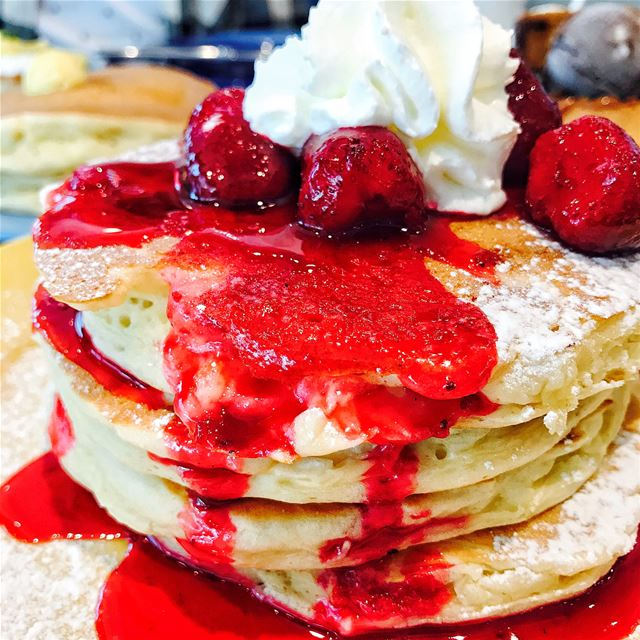 A new breakfast option for pancakes, waffles and eggs lovers is the new... (IHOP the Spot Mall Choueifat)