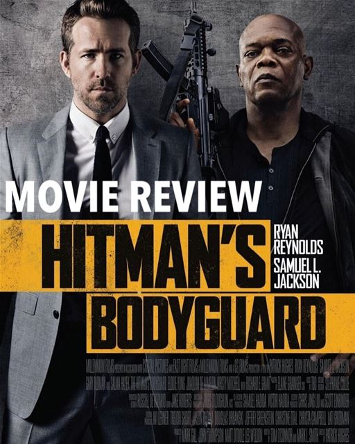 Action movie lovers you can't miss Hitman's Bodyguard an amazing movie... (Grand Cinemas Lebanon)