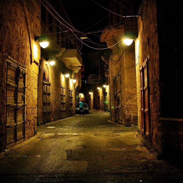 Old Batroun city  Batroun  streetphotography  night  nightphotography ...