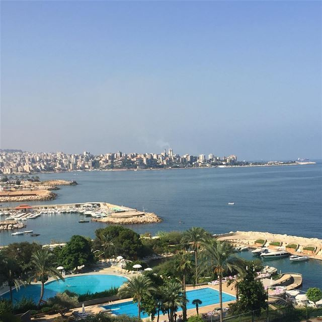 lebanon  summer  jounieh  livelovejounieh  mediterranean  sea  pools ...