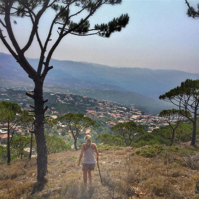 Let's go to the city. @vitalina.a  LiveLoveFalougha  LiveLoveLebanon ... (Falougha, Mont-Liban, Lebanon)