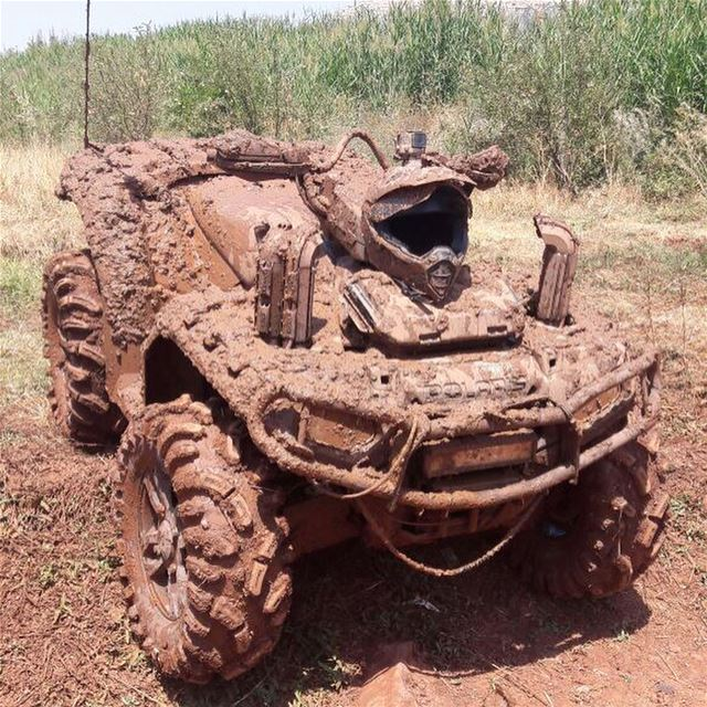 The Mud Runner Jihad Massih @the_mud_runners  polarislebanon  rzr  atv ...