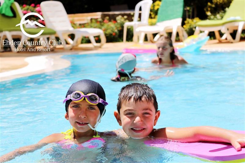 A memorable family experience! Have a beautiful weekend.  ehden ... (Ehden Country Club)