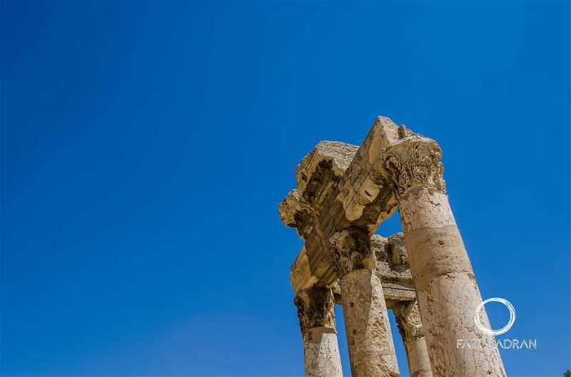 Venus. . . . .  travelawesome  exploretheglobe  traveltheworld ... (Baalbek, Lebanon)