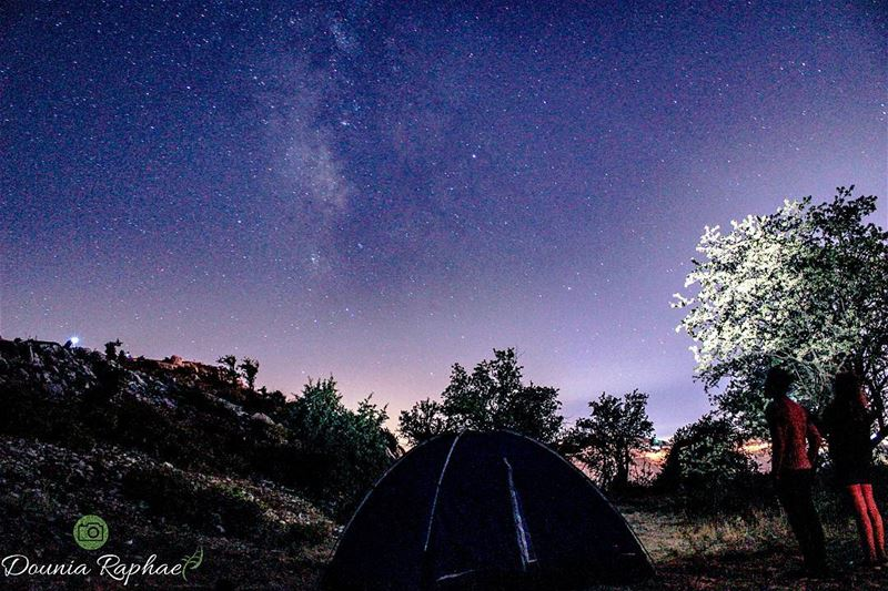 """I will forever be collidingwith a billion unnamedundiscovered stars,... (Falougha, Mont-Liban, Lebanon)"