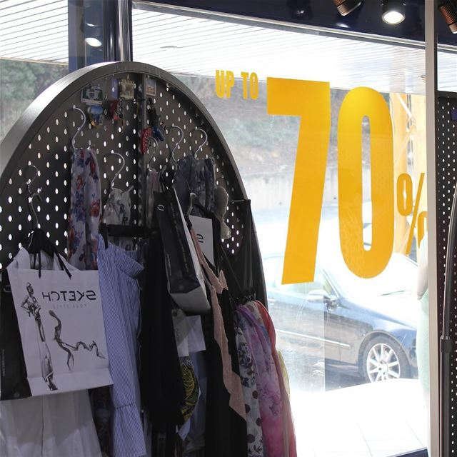 SALE up to 70% OFF on Summer & last Winter collections. We are back to our... (Er Râbié, Mont-Liban, Lebanon)