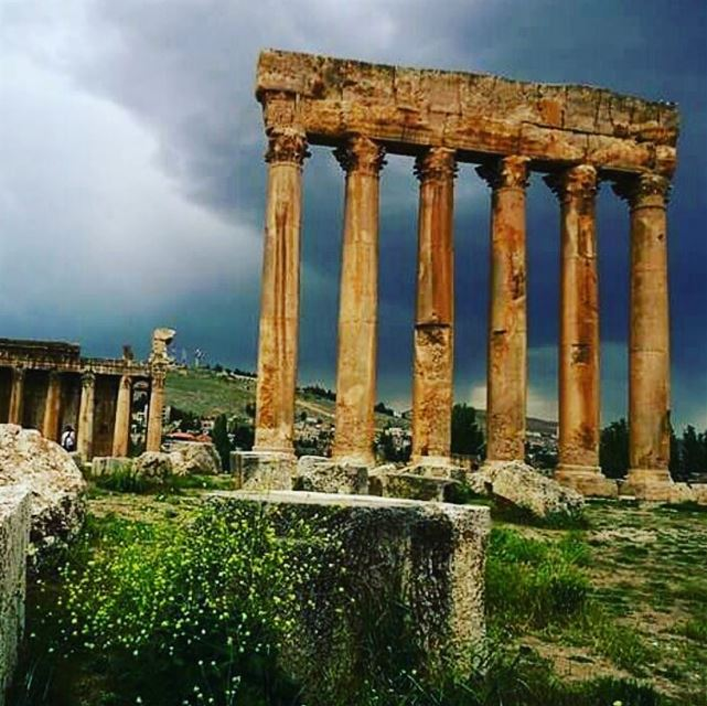 Photo credit: @saidhousin  IloveBaalbeck  Baalbeck  livelovebeirut ...