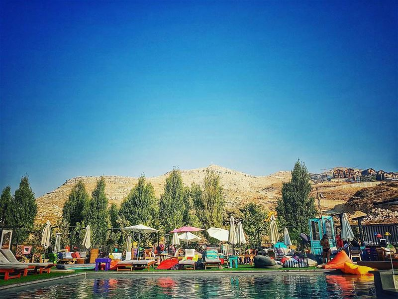 Have a nice day dear FarayaLovers..📷: @pamchemali.. faraya ... (The Notch)