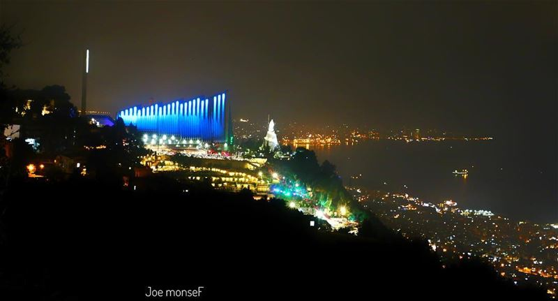 livelovejounieh  jounieh  keserwan  lebanon  nightphotography  night ...