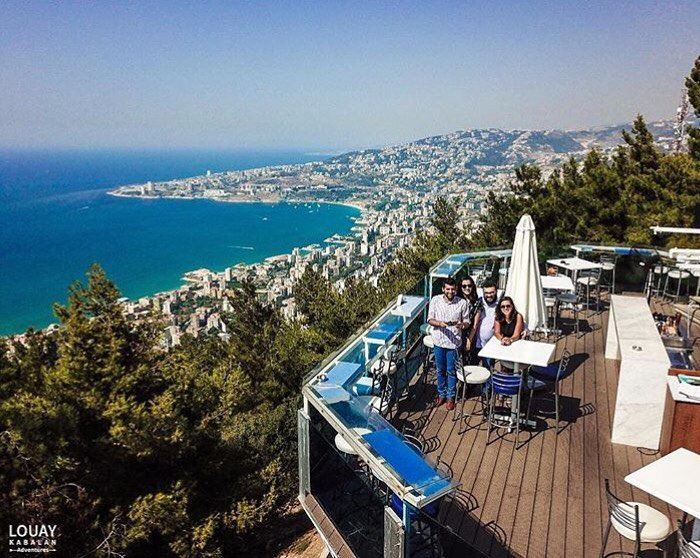BeautifulDay  HappySunday  Repost @tamaraboumalham・・・Cheers to the good... (The Terrace - Restaurant & Bar Lounge)