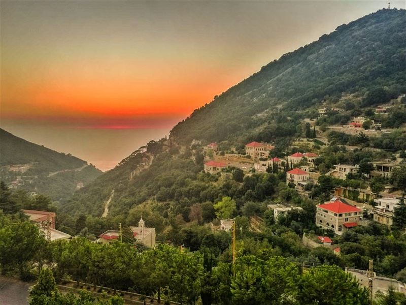 Until we meet again ❤️❤️........... Lebanon  livlovelebanon ... (Dlebta, Mont-Liban, Lebanon)
