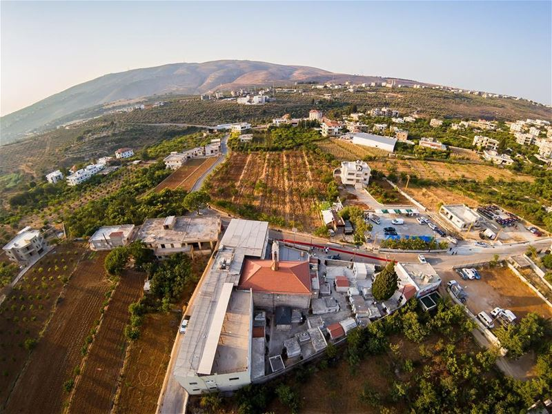 Morning from North 🏡. Mikesportleb  gopro  karmadrone  hero5 ... (Ouâdi Kfar Habou)