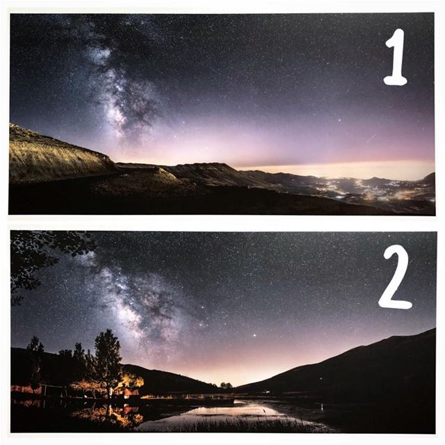 ‼️COMPETITION ‼️ I'm giving away those 2 panoramas 105cm x 52cm! All you... (Chekka)