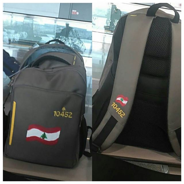 Thank you Joseph Saydi for being so creative with the  10452dna  backpack... (Saudi Arabia)