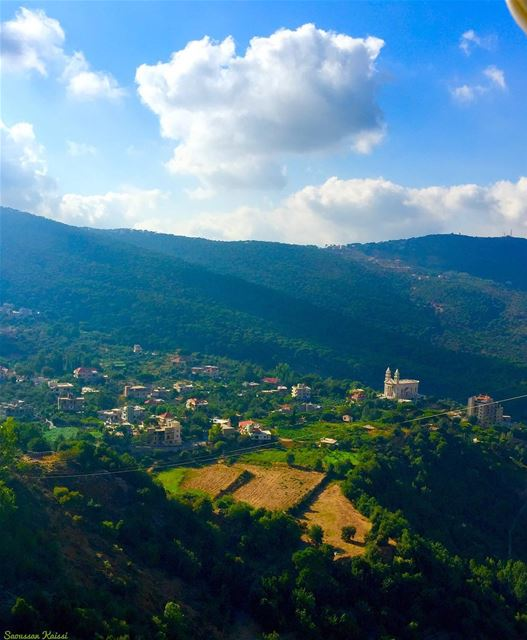 landscapephotography  nature  green  mountains  beautiful  jezzine ...