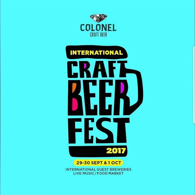 Join us for the most special event of the year: Colonel International... (Colonel Beer Batroun)