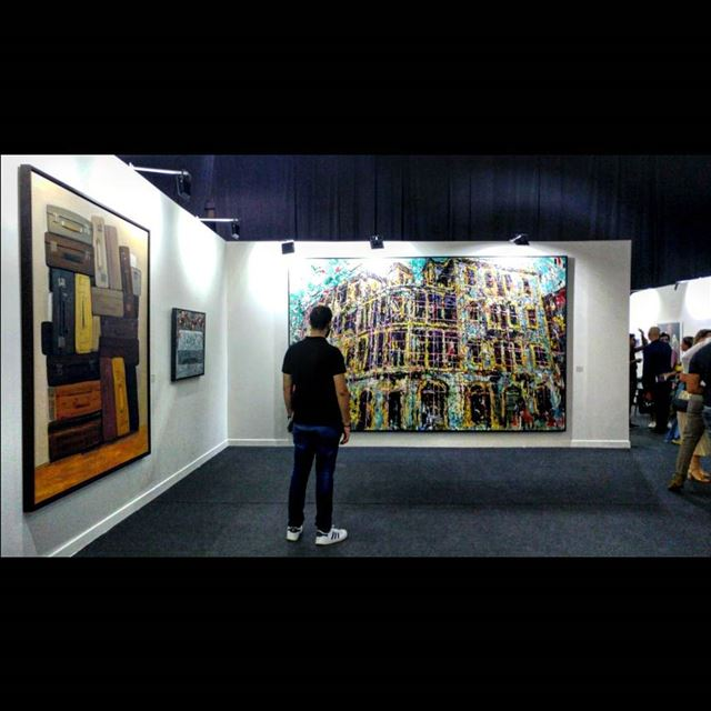 BEIRUT DESIGN/ART FAIR 2017 art  arts  artist  artists  lebaneseart ... (Biel Expo)