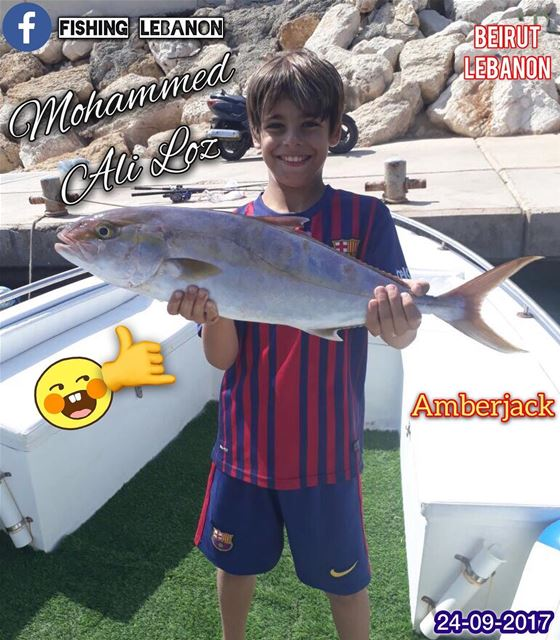 @alii_loz & @fishinglebanon - @instagramfishing @jiggingworld @gtbuster @of (Beirut, Lebanon)