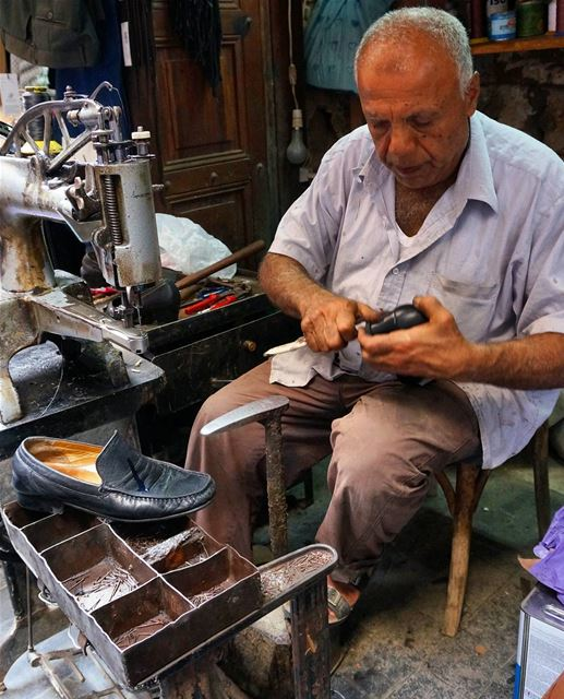 the tougher it is .the more flexible you need to be  souk  oldsouk ...