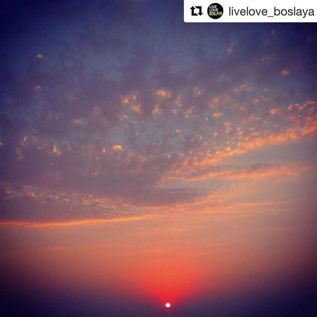 Repost @livelove_boslaya (@get_repost)・・・A beutiful sunset that was...