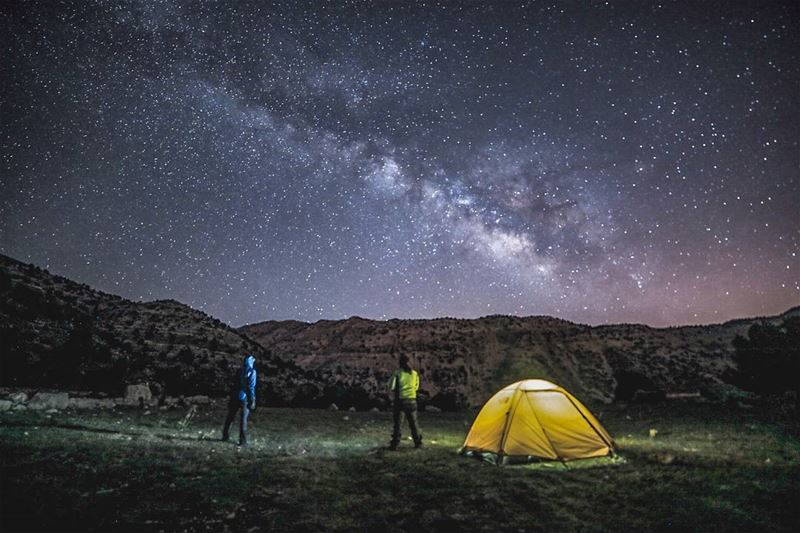 Take the pledge. Camp out. Enjoy the stars. 🌌⛺  neverstopexploring...
