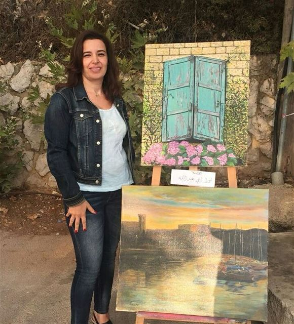 aley rasljaba  livelovelebanon livelovealey art artists artist my artwork... (Aley)