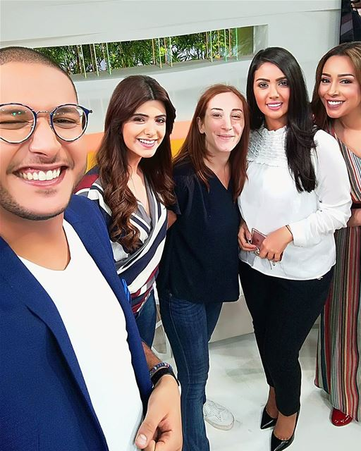 😁📺  صباح_النور   about_today  Episod  Morningshow  Morning  TvShow ... (50 Frames Studios)
