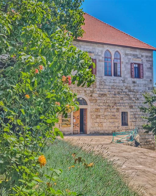 From the most beautiful, authentic & historical monastery in  Ehden ,... (Ehden, Lebanon)