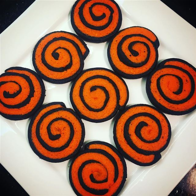 Halloween 🎃 is just around the corner. Order your cookies now @patzeesbake (Beirut, Lebanon)