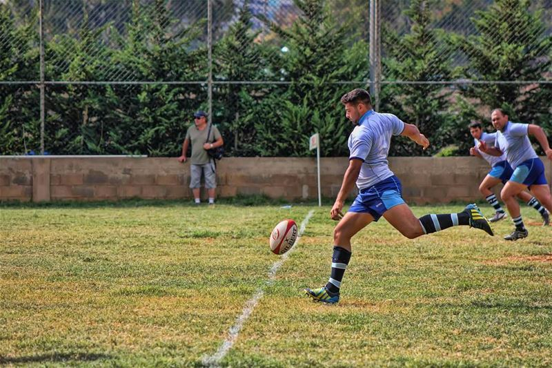 Taken by me 5 years ago🏈One of my favorite shots.••• lebanon rugby... (Beirut, Lebanon)