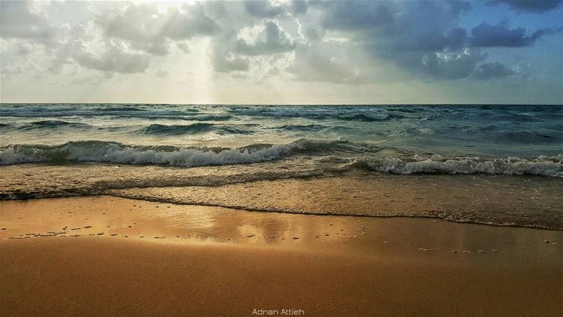 mobilephotography  sea  beach  toptags  sand  water  waves  wave ...