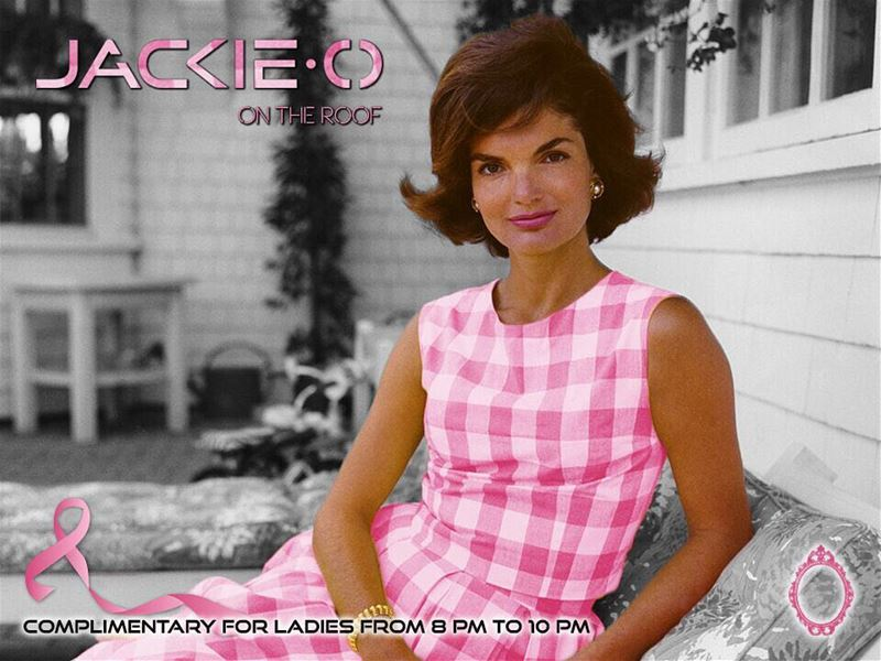 Join us in the fight.Complimentary drinks for ladies this Thursday,... (Jackieo)