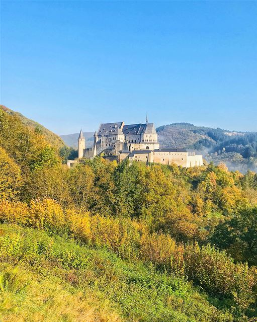A beautiful day trip from Luxembourg city to the most touristic place in... (Vianden, Luxembourg)
