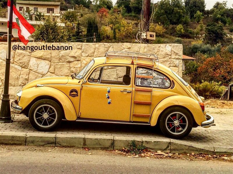 Let's go for a ride ! The owner of this car would love to take anyone with... (Chahtoul Kesrouan)