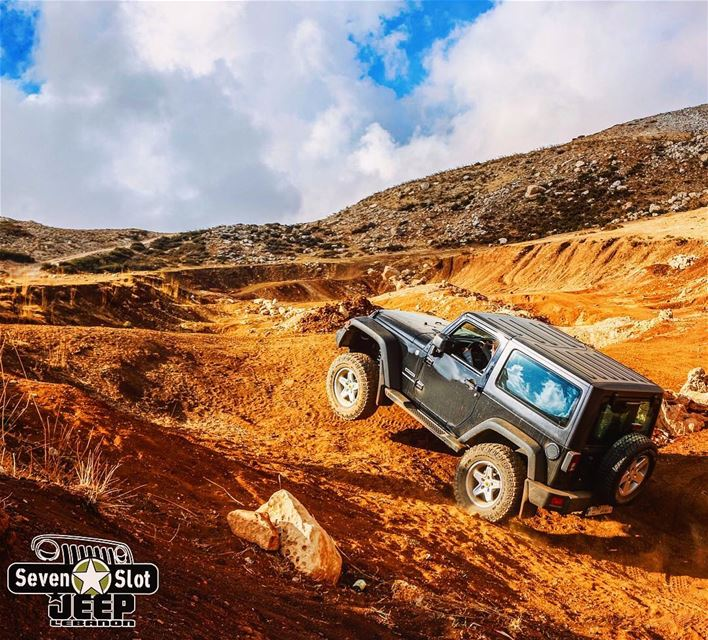 O|||||||O riding with the skies  lebanon  mountains  jeep  offroad ...