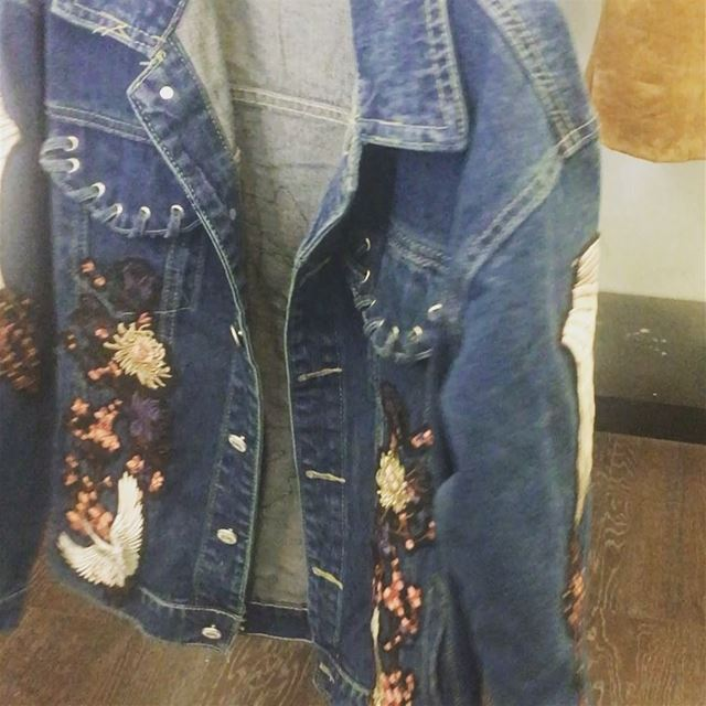 ASHIBOUTIQUE  fashion Denim jacket  jeans fashionlovers  instagood ...