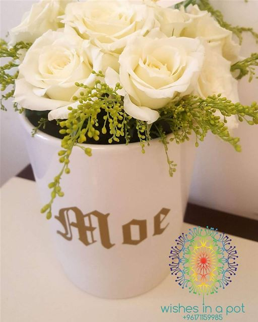 Ceramic customized flower pof71159985  fall2017  fall  lebaneseflag  🇱🇧