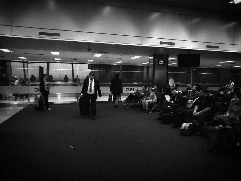 """Airport-ing"" -  ichalhoub in  Istanbul  Turkey shooting with a mobile..."