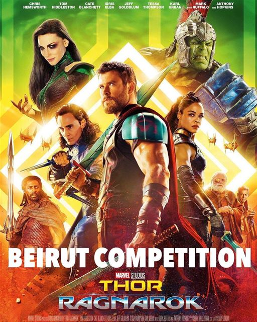 Beirut Competition Time Win exclusive avant premiere tickets to watch... (VOX Cinemas Lebanon)