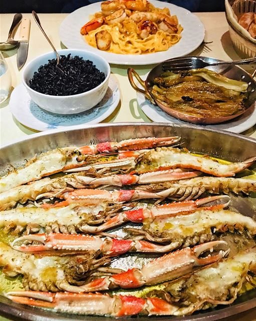Sailing away with Le Duc, a french seafood gourmet restaurant in Raspail.... (Le Duc)