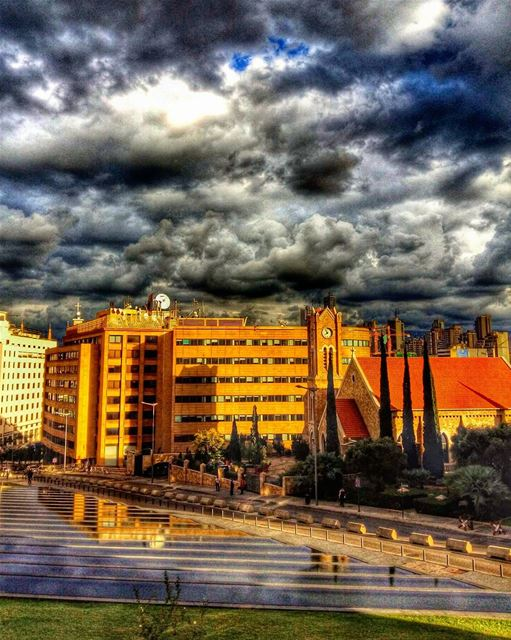 Right now ⛅⛆••• city citylife citywalk lovemycity streetphotography... (Beirut, Lebanon)