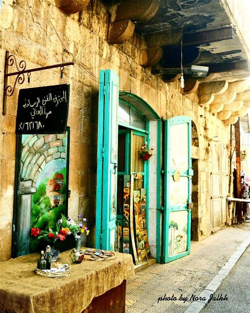 Douma , beautiful old village old  douma architecture  lebanon... (Douma Souks)